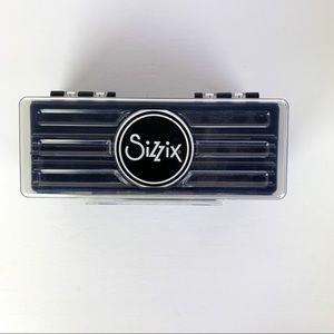 SIzzix Sizzlits Phrases Die Set